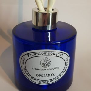 Opopanax Diffuser Pack Close Up